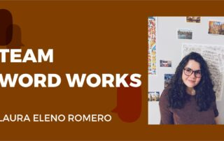 Lara Eleno, Vendor Manager and Head of Welcome and Training